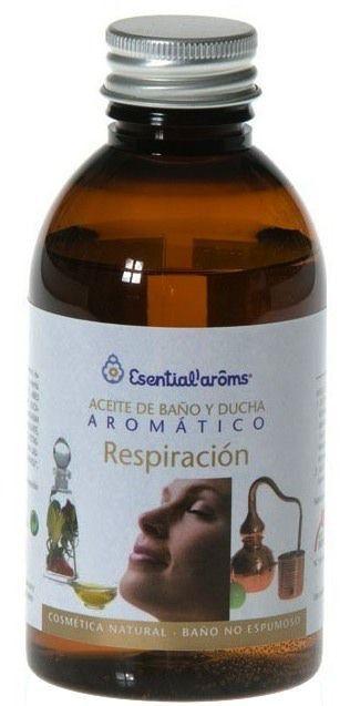 Esential Aroms Aceite de Baño Respiratorio 200ml