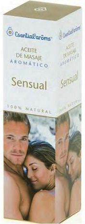 Esential Aroms Aceite de Masaje Sensual 50ml