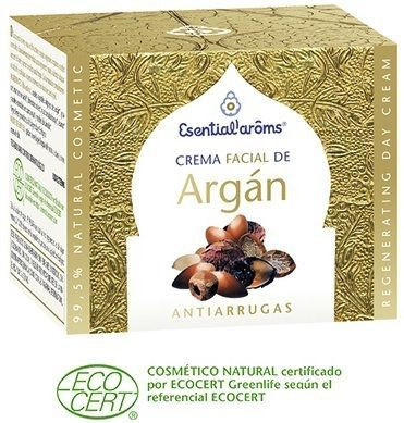 Esential Aroms Crema Facial de Argán 50ml