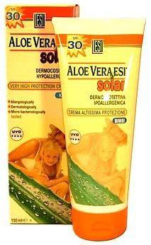 ESI Aloe Solar SPF-30 Niños 150ml