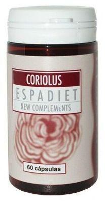 Espadiet Coriolus 60 cápsulas