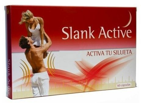 Espadiet Slank Active 60 cápsulas
