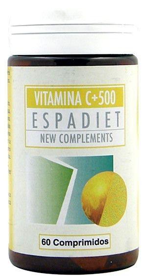 Espadiet Vitamina C Plus 60 comprimidos