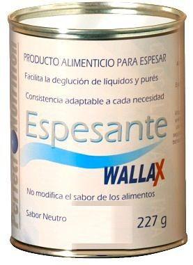 Wallax Farma Espesante bote 227g