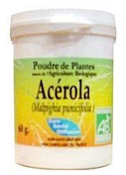 Euro Sante Acerola 500mg BIO 60 comprimidos