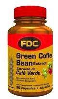 FDC Café Verde Concentrado 400mg 90 cápsulas