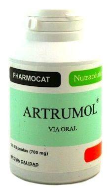 Fharmocat Artrumol 180 cápsulas