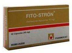 Fharmocat Fito-Strón 30 cápsulas