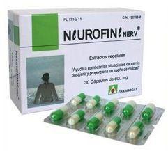 Fharmocat Neurofine 30 cápsulas
