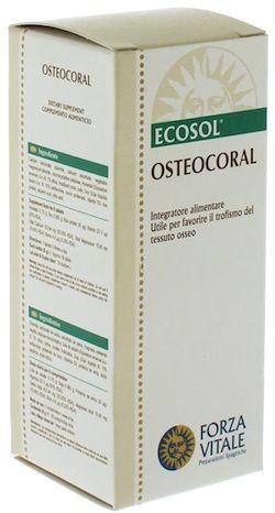 Forza Vitale Corallo Composto Osteocoral 25g comprimidos