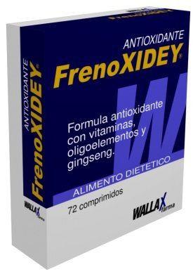 Wallax Farma Frenoxiday 72 cápsulas