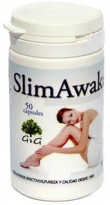 G&G Food Supplies Slim Awake 50 cápsulas