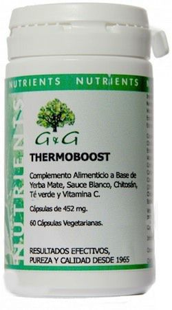 G&G Food Supplies Thermoboost 60 cápsulas