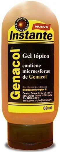 Genacol Instante gel tópico 60ml
