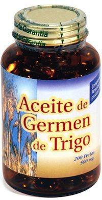 Derbos Germen de Trigo 500mg 200 cápsulas