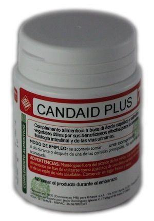 Gheos Candaid Plus comprimidos