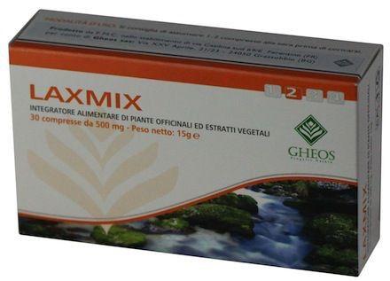Gheos Laxmix 60 comprimidos