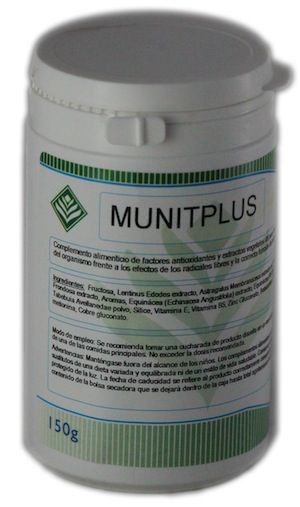 Gheos Munit Plus 150g