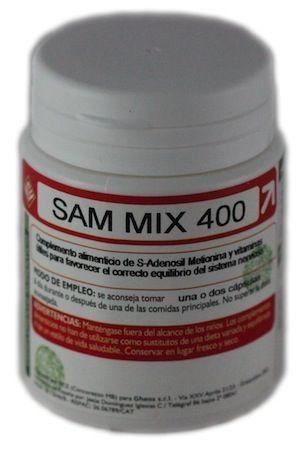 Gheos SAM Mix 60 cápsulas