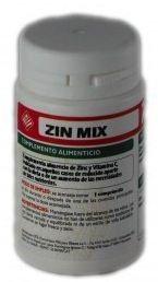 Gheos Zin Mix 60 comprimidos