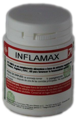 Gheos Inflamax 30 comprimidos