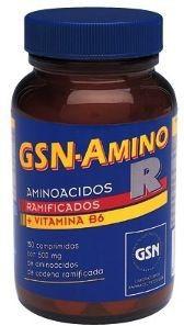 GSN Aminoácidos Ramificados 500mg 150 comprimidos