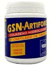 GSN Artiforce Fresa 300g