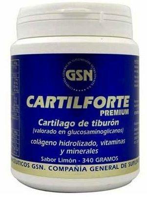 GSN Cartilforte Complex Limón polvo 340g