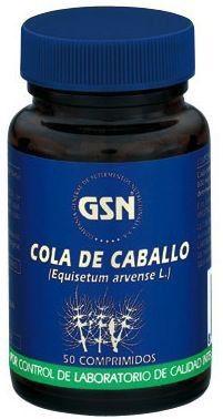 GSN Cola de Caballo 80 comprimidos