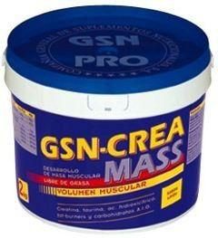 GSN Crea-Mass sabor limón 2Kg