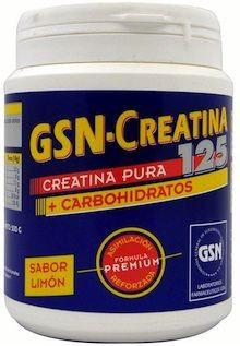 GSN Creatina-125 500g