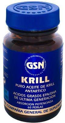 GSN Krill 60 perlas
