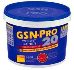 GSN Pro 20 sabor chocolate 2,5Kg