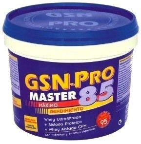 GSN Pro Master 85 sabor vainilla 1Kg