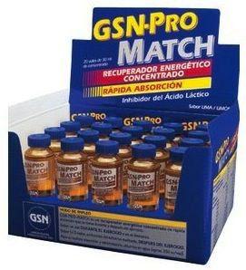 GSN Pro Match 20 viales