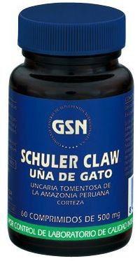 GSN Schuler Claw (Uña de Gato) 60 comprimidos