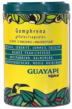 Guayapi Gomphrena 130 cápsulas