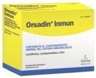 Gynea Orsadin 100 Inmun 20 sobres