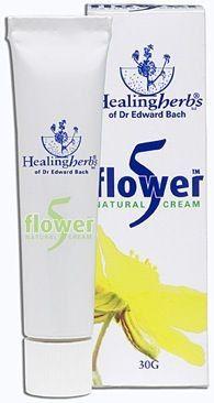 Healing Herbs Crema Natural Rescate 5 Flores 30g