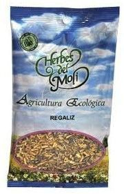 Herbes del Moli Regaliz Raiz Eco 90g