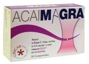 Herbofarm Acaimagra 30 comprimidos