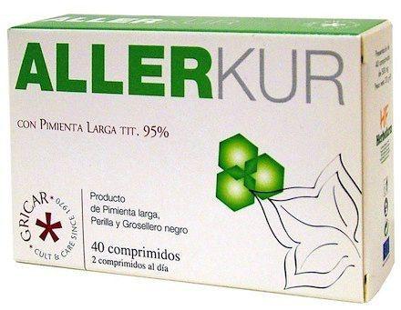 Herbofarm Allerkur 30 comprimidos