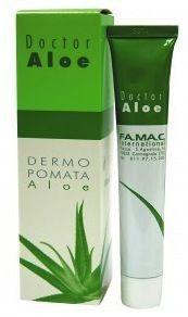 Herbofarm Dermopomada de Aloe Vera HF Cosmetics 50ml