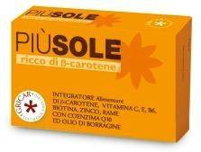 Herbofarm Piu Sole 30 comprimidos