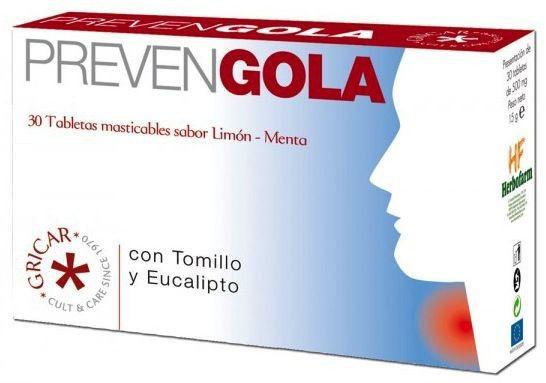 Herbofarm Prevengola 30 comprimidos