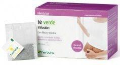 Herbora Slim Trim Té Verde 24 infusiones