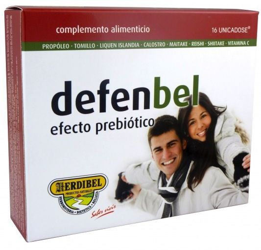 Herdibel Defenbel 16 ampollas