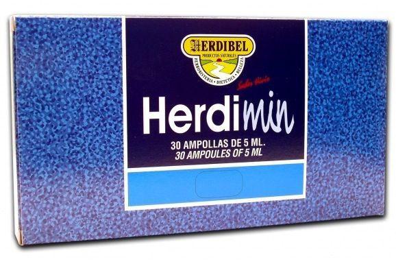 Herdibel Herdimin Neo 30 ampollas