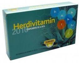 Herdibel Herdivitamin 2010 20 ampollas