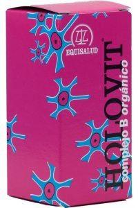 Equisalud Holovit Complejo B Orgánico 50 comprimidos